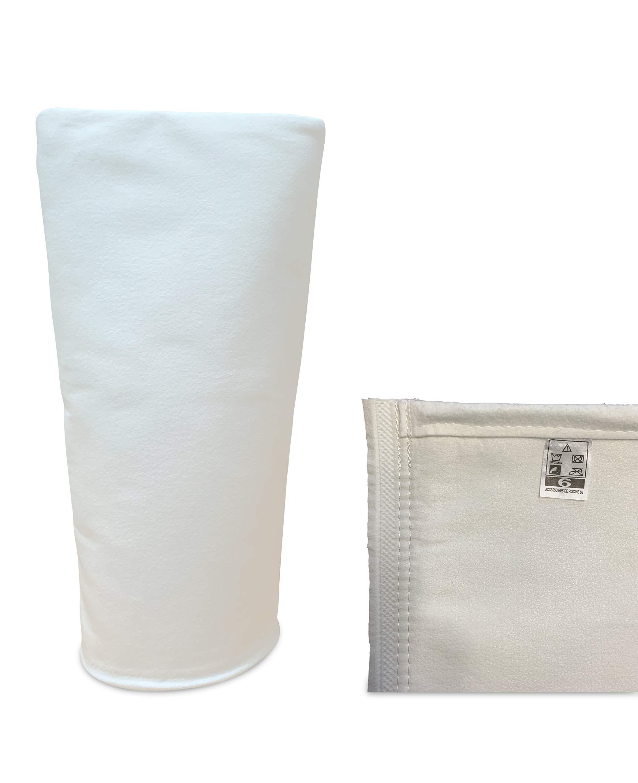 Filter pocket compatible Desjoyaux pools 1 year warranty 6 microns