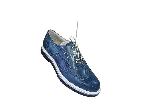 scarpe blu uomo estive
