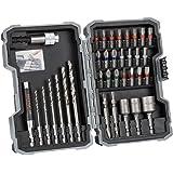 Bosch 35-teilig Metallbohrer und Bit-Set, 2607017328
