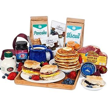 Amazon easter morning breakfast gift basket gourmet easter morning breakfast gift baskettrade negle Image collections