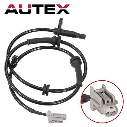 Amazing Amazon Com Autex 1Pc Abs Wheel Speed Sensor 47910 Cg00A 47910Cg000 Wiring Cloud Pendufoxcilixyz