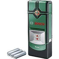 Bosch opspoorsysteem Truvo (3 x aaa-batterijen, detectiediepte staal/koper/stroomvoedingskabels max. 70/60/50 mm, in…