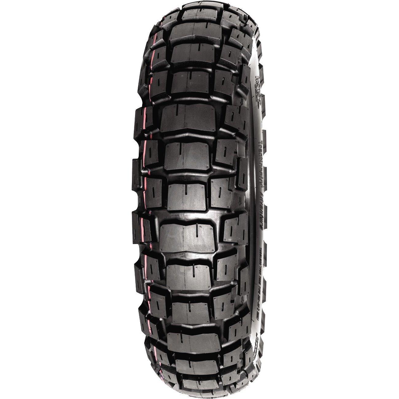 MOTOZ Tractionator Adventure 150/70-18 Dual Sport Motorcycle Tire, DOT