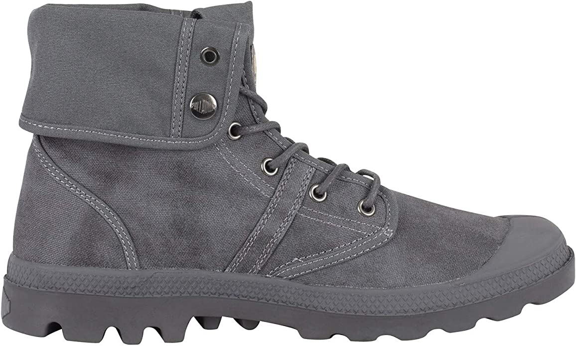 Palladium Pallabrouse Cire Lacets pallabrous Boot en brique Taille UK 3-12