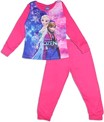 Disney Frozen Girls - Pijama largo