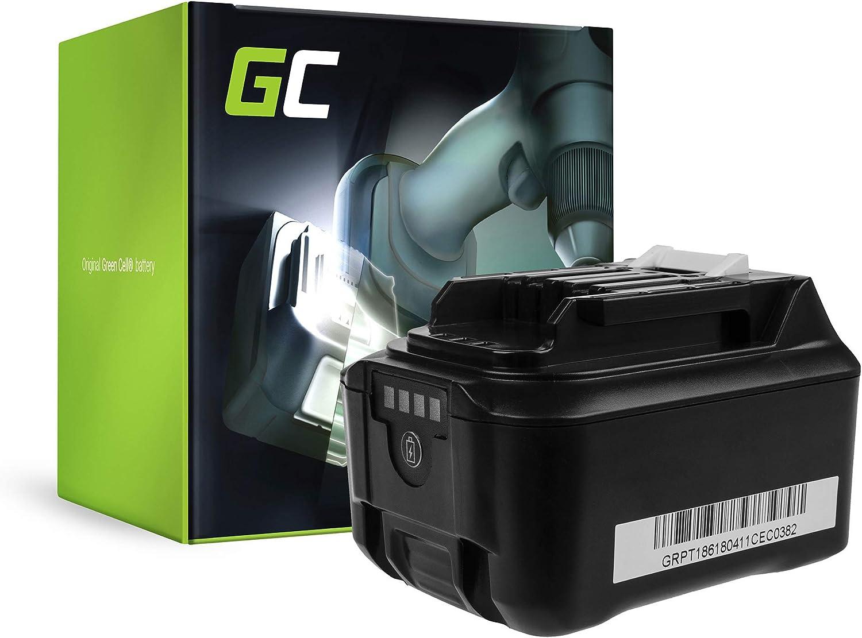 GC/® Bater/ía para Makita CF101DZ de Herramienta El/éctrica 2Ah 12V Li-Ion Celdas