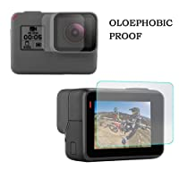 Plus Pro+ Tempered Glass for GoPro Hero 5 and 6(0.3mm)