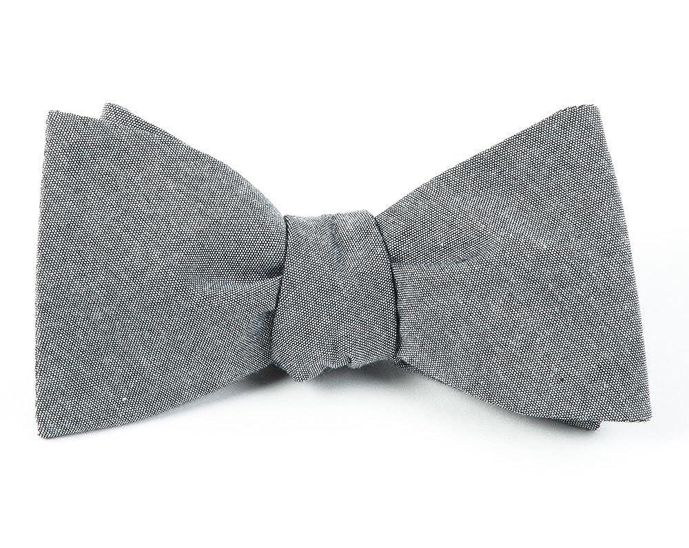 TheTieBar Corbata de lazo de 100% algodón, diseño clásico de ...