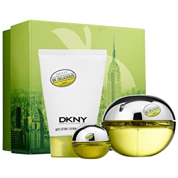 Amazoncom Dkny Be Delicious Be Delightful Gift Set Beauty