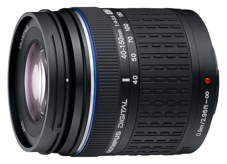 Color Negro Olympus M.Zuiko Digital ED 40 ‑ Objetivo con Distancia Focal 40 ‑ 150 mm f//4.0 ‑ 5.6