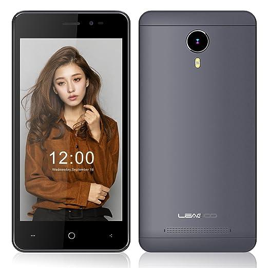 46 opinioni per EasySMX LEAGOO Z5C Smartphone 5.0 Pollici Android 6.0 3G SC7731c Cortex A7 Quad