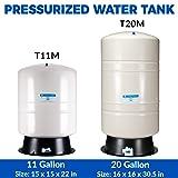 iSpring T11M 11 Gallon Pre-Pressurized Water