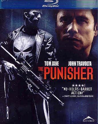 The Punisher [Blu-ray] [Blu-ray] (2009)