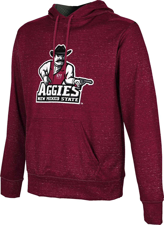 Heather ProSphere New Mexico State University Mens Pullover Hoodie School Spirit Sweatshirt