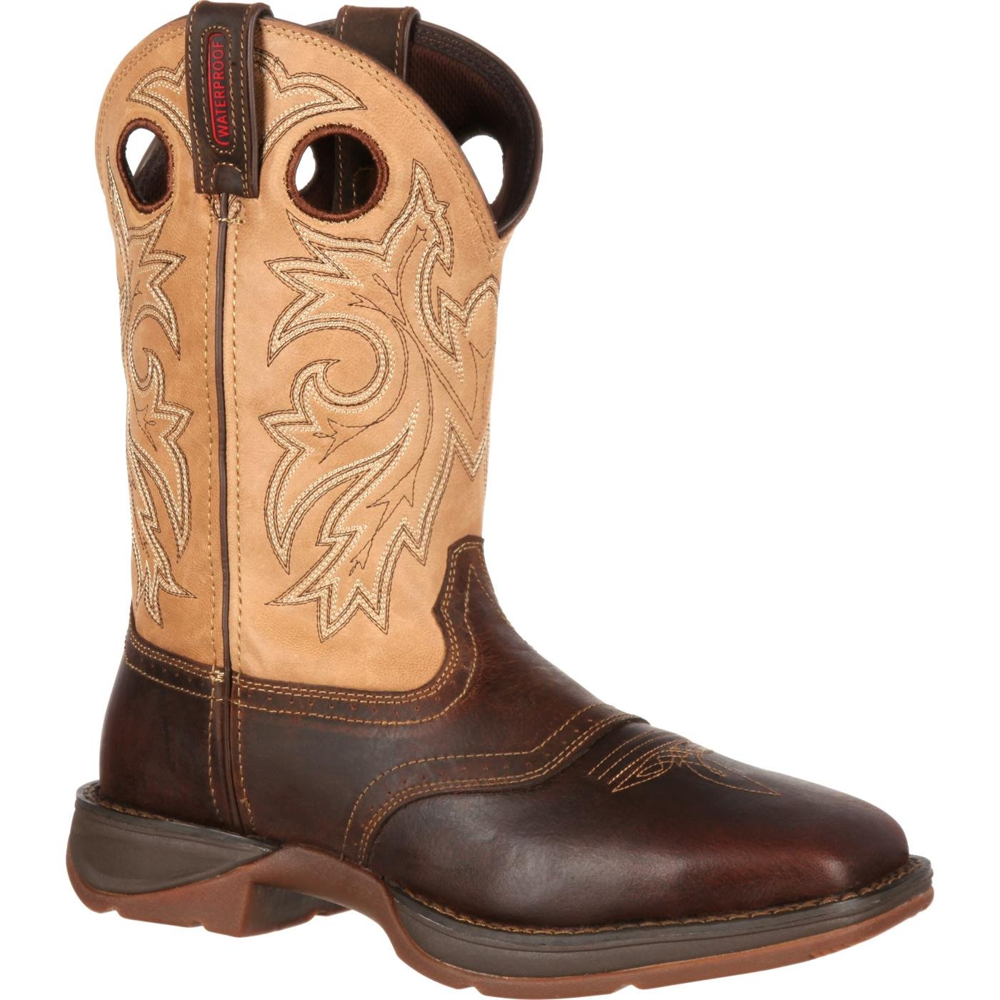 Durango Men's Rebel Tan Db4442, Brown, 8 W US