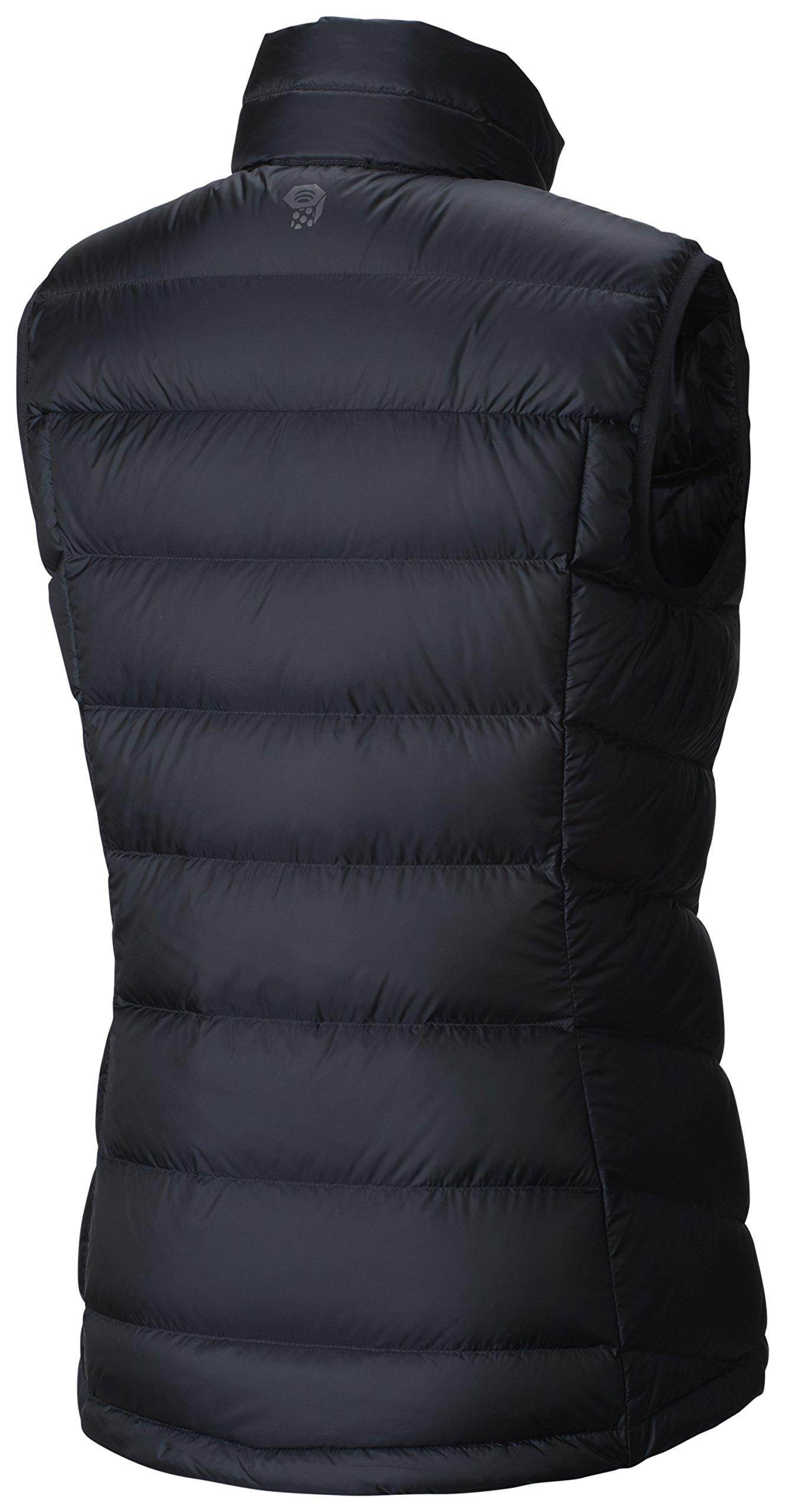 Mountain Hardwear Women's Ratio Down Vest (Black, X-Large) by Mountain Hardwear