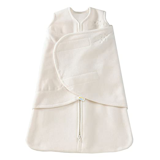 HALO SleepSack Micro-Fleece Swaddle - Simple and Affordable
