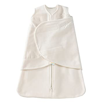 HALO SleepSack Micro-Fleece Swaddle Mint XX Small