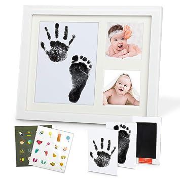 Gipsabdruck Baby Gips Handabdruck Babyabdruck Set Gipsabdruckset Fußabdruck