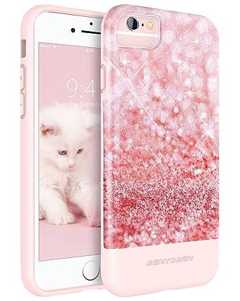 Amazon.com: BENTOBEN - Carcasa para iPhone 6 y 6S, de mármol ...