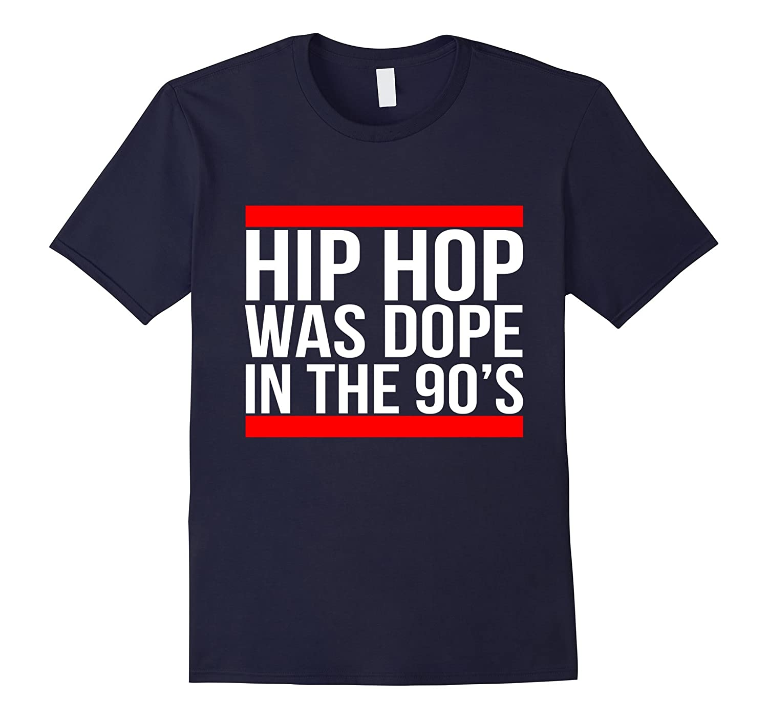 Hip Hop Was Dope in The 90s Rap T shirts-PL
