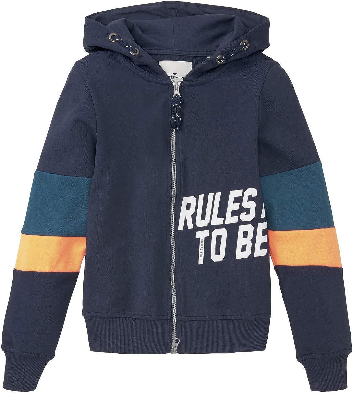 TOM TAILOR Jungen Placed Print Sweatshirt