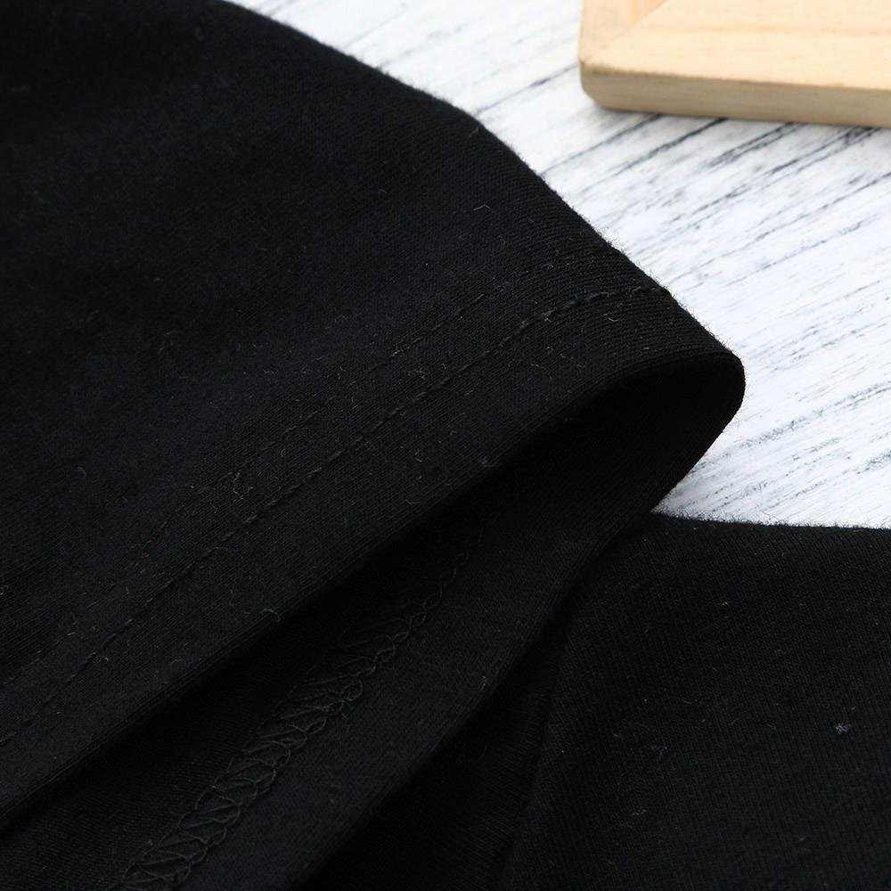 AutumnFall 6M-4T Unisex Baby Hooded Sweatshirt Toddler Kids Letter Tops