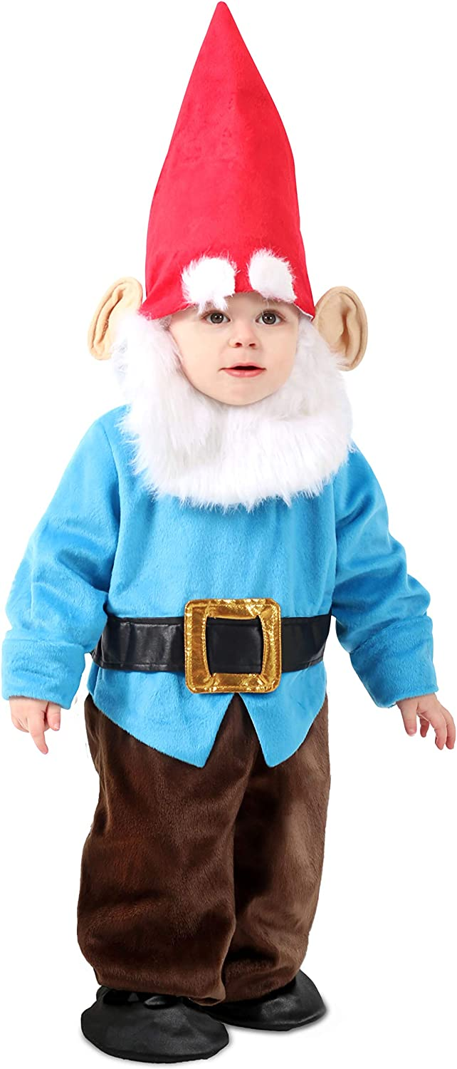 Princess Paradise Kids' Littlest Garden Gnome Costume