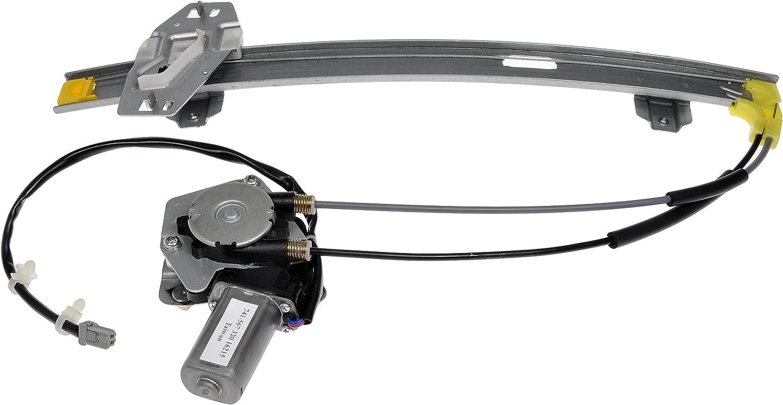 741-526 Dorman Power Window Regulator and Motor Assembly