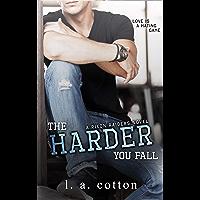 The Harder You Fall (Rixon Raiders Book 3) (English Edition)