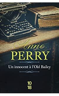 un innocent à l'old bailey (33) - poche