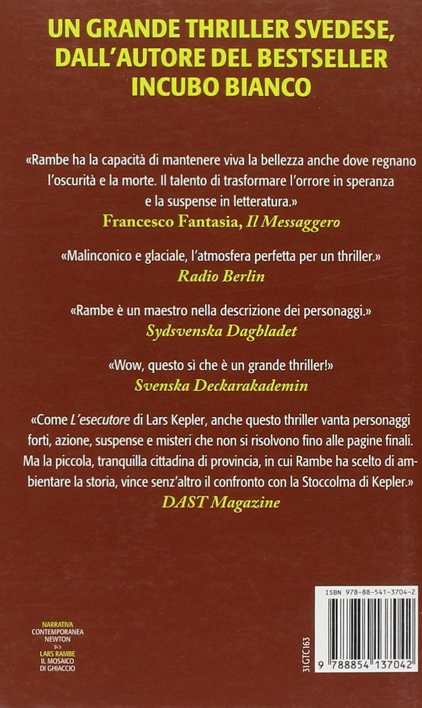 Libri Amazon it di Il Cocco ghiaccio mosaico Lars Rambe M AAzrqSwgx