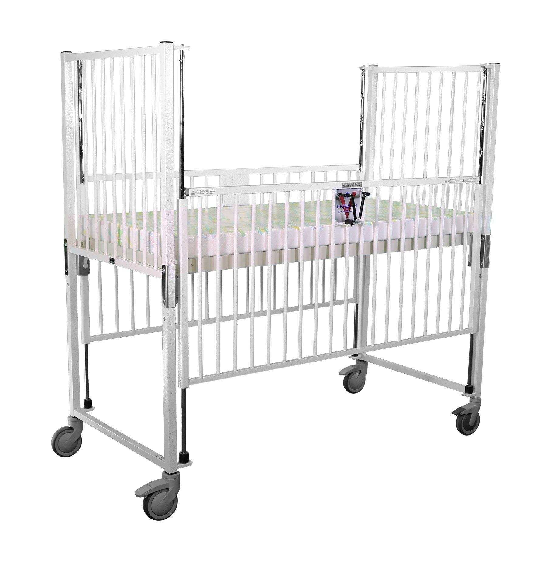 Crib, Child, Flat Pan, 30 x 60, Epoxy