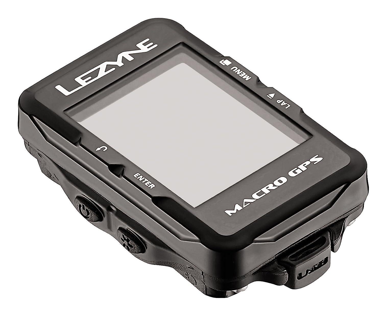 Lezyne Macro GPS One Size Black