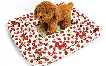 Alfombrilla de refrigeración para mascotas de SUXIA; refrigeración para caseta de perro, refrigeración,