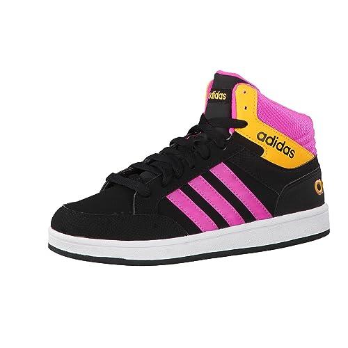 separation shoes 5b2e5 9af04 Adidas neo AW5093 Calzado deportivo Niño  Amazon.es  Zapatos y complementos