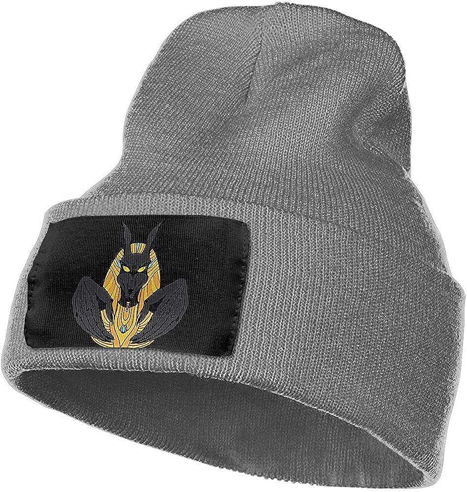 Foxy Grandpa Warm Winter Hat Knit Beanie Skull Cap Cuff Beanie Hat Winter Hats for Men /& Women