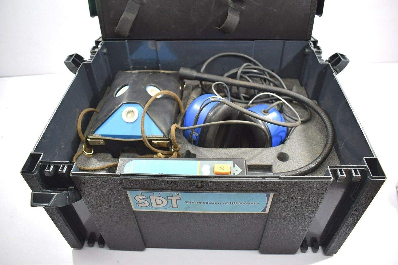 SDT Sherlog Flex.US - Detector de fugas ultrasónico