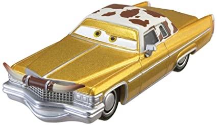 Amazon Com Disney Pixar Cars Tex Dinoco Diecast Vehicle Toys Games