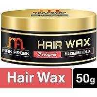 Man Arden Hair Wax The Legend (Arabian Oudh) With Pro Vitamin B5 - 50gm