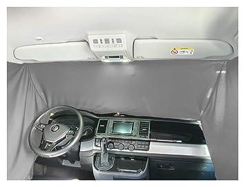 Frontscheibe Sonnenschutz Camping Führerhaus Gardinen Vorhang Kompatibel Mit Opel Vivaro B Ab 2014 2019 Fb F Gr Baby