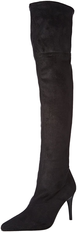 Lega 342, Bottes Classiques Femme, Noir (Stretch Noir), 39.5 EUElizabeth Stuart