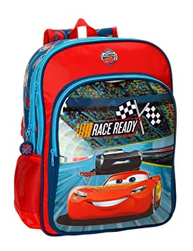 Disney Race Mochila Infantil, 40 cm, 15.6 Litros, Multicolor: Amazon.es: Equipaje