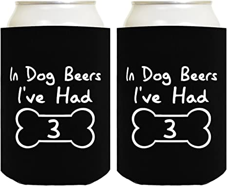 Girlfriend Best friend Gift Drink Koozie Custom Pet Great Dane Can Cooler drinkware Pet drinkware Can Koozie dog coozie Dog Mom Gift