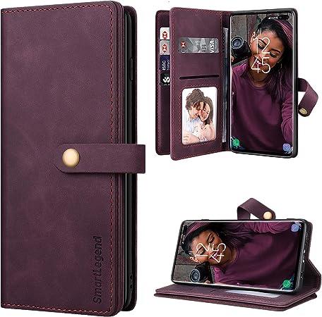 Smartlegend Handyhülle Für Samsung Galaxy S10 Plus Elektronik
