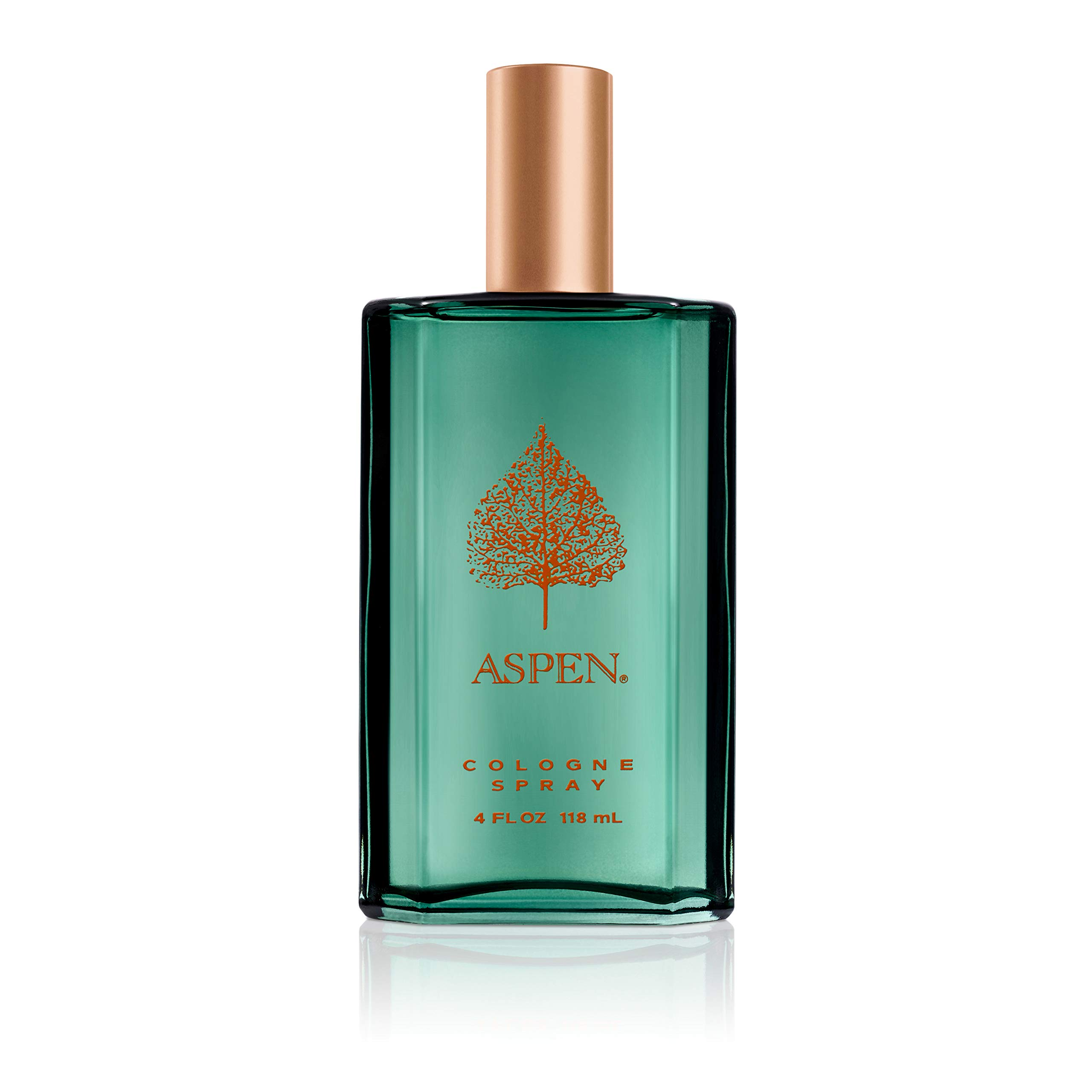 Aspen by Coty for Men 4 Ounce Cologne Spray by Coty Classics