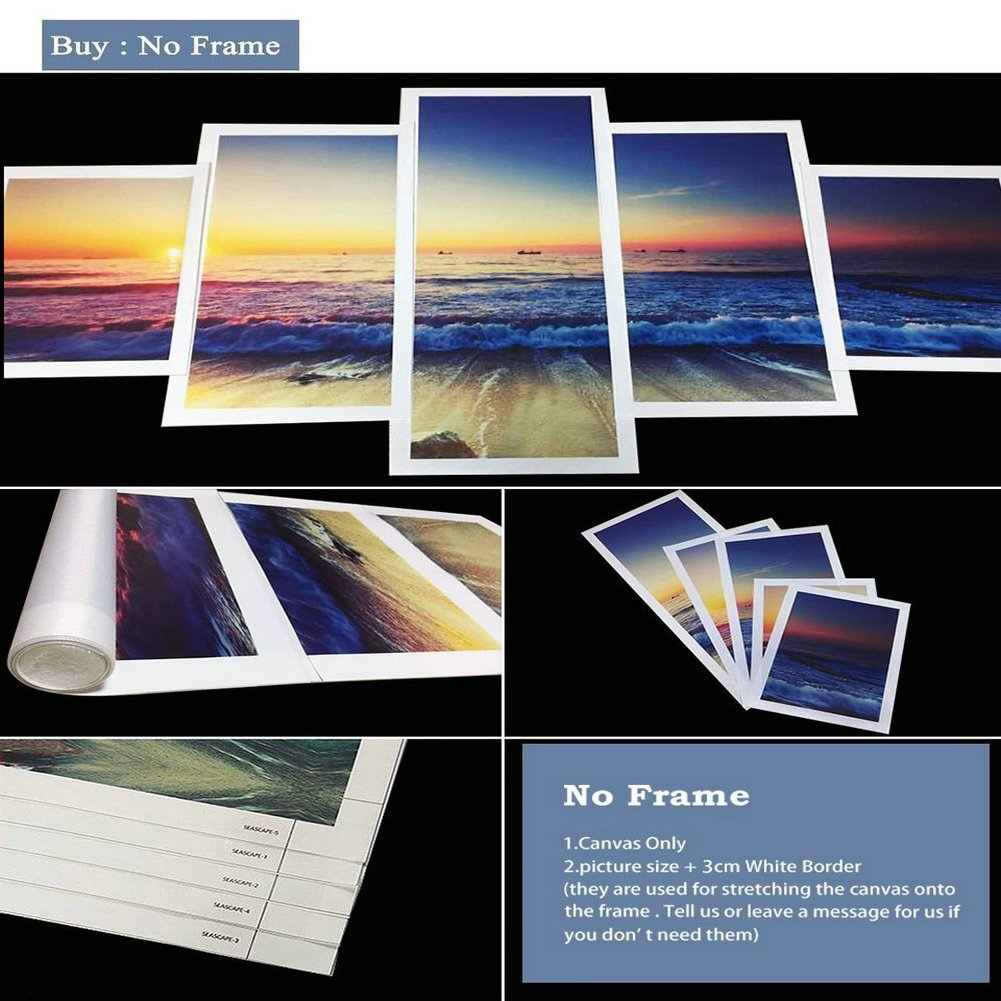 5 Pieces Alliance 3 Canvas Wall Art Painting for Home Living Room Office Mordern Decoration Gift . AtfArt Print Painting Canvas Unframed