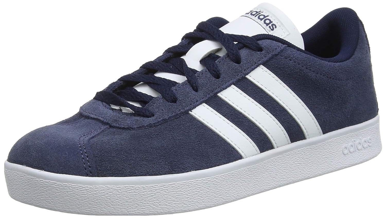 Bleu (Navy Db1828) adidas VL Court 2.0 K, Chaussures de Gymnastique Mixte Enfant 36 2 3 EU