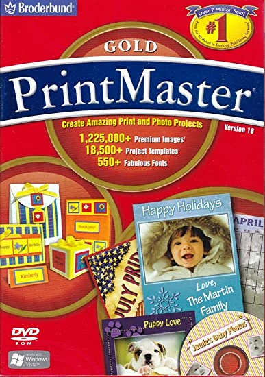 printmaster gold 11
