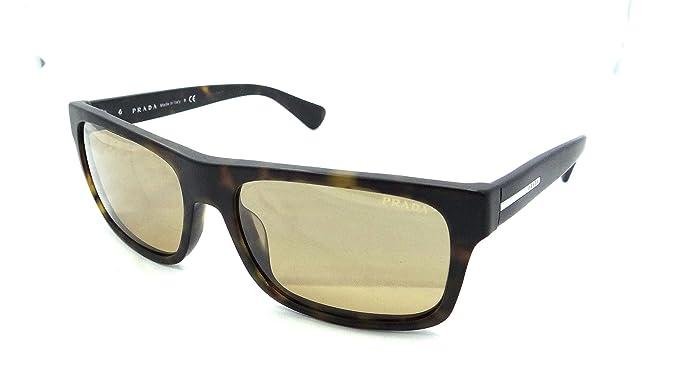 e7df52abfa ... cheap prada sunglasses spr 18p haq 6s1 59x18 matte havana brown made in  italy 6059a 78a3b ...
